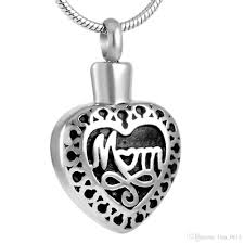cremation ashes jewelry ijd8372 cremation ashes jewelry 316l stainless steel openable