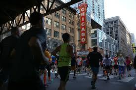 Chicago Marathon Map Chicago Marathon Map A Journey Through Neighborhoods Chicago