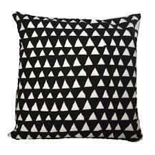 triangle cushion u2013 nord homeware and furniture