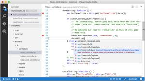 Visual Studio Code Map Microsoft Launches Visual Studio Code A Free Cross Platform Code