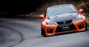 lexus rc f body kits bodykit kyoei usa