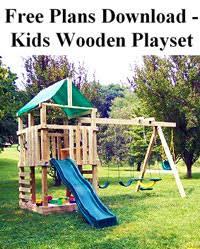 Diy Backyard Swing Set 12 Free Swing Set Plans How To Build A Swingset