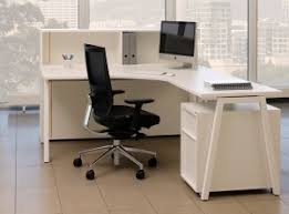 Inexpensive Reception Desk Bench Desks New U0026 Used Office Furniture Glasgow U0026 Scotland