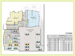parking lot floor plan what are some typical standards for parking garage functional design