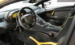 2016 lamborghini aventador interior 2016 lamborghini aventador cars exclusive videos and photos updates