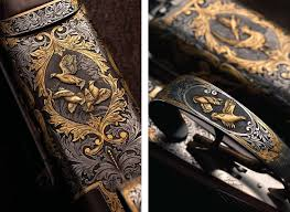 gold inlay engraving http www westleyrichards new guns engraving gun engraving