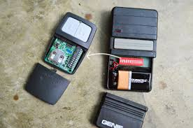 How To Reprogram Genie Garage Door Keypad by How To Program Your Garage Doors U0026 Their Dip Switch Young