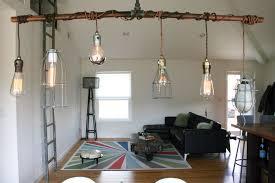 Living Room Light Fixture Ideas Homemade Light Fixture Ideas Home Design By Larizza