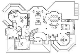 deck floor plan plans