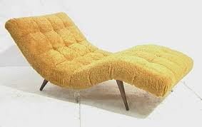 Armchair Chaise Lounge 70 U0027s Modern Wave Lounge Chair Chaise Lounge Tap