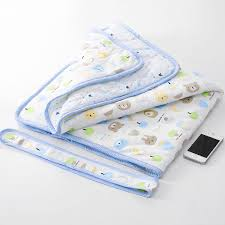 Flannel Crib Bedding Diapers Swaddleme Organic Cotton Baby Sleeping Blanket Toddler