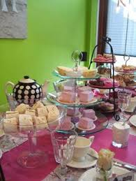 indoor garden tea party tea themed parties pinterest