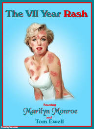 the seven year itch poster pictures freaking news