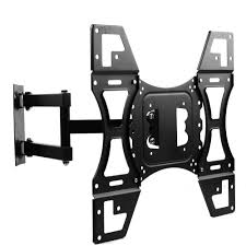 full motion tv wall mount 60 inch full motion tv wall mount tilt swivel bracket 24 32 37 40 42 47 50