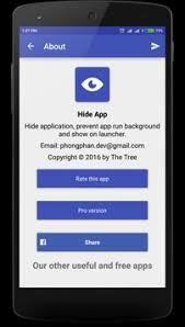 hide apps apk hide application apk free tools app for android