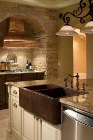 copper kitchen sinks add a touch of elegance to any kitchen