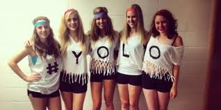 Cheap Halloween Costumes Teen Girls Group Costume Ideas Cheap Easy Totally Diy