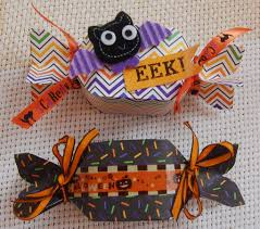 halloween tape lynn u0027s craft blog halloween candy boxes made with a paper punch