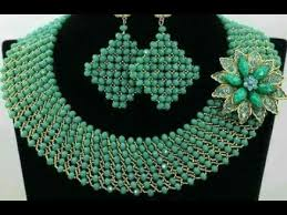 beading necklace designs images 2018 latest beaded necklace designs jpg