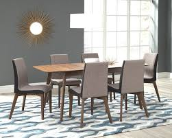 set of dining room chairs modern u0026 contemporary dining room sets allmodern
