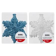 buy the small snowflake ornaments by ashland at