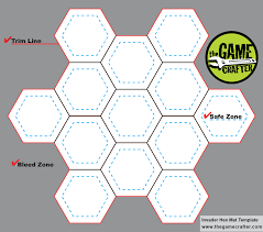 free puzzle piece template game resources hexagon board puzzle game board