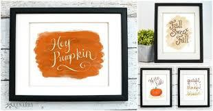 fall 12 autumn thanksgiving prints kenarry