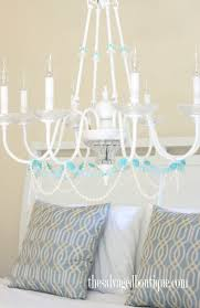 Sea Glass Chandelier Sea Glass Chandelier Makeover U0026 Pat Catan U0027s Gift Card Giveaway