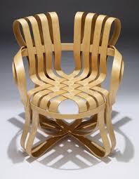 Check Armchair Cross Check Armchair Frank Gehry Manufacturer Knoll New York