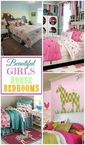 fabulous girls horse bedrooms girls horse bedrooms lovers and horse