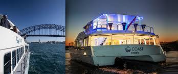 sydney harbor cruises coast harbour cruises