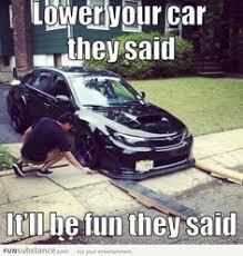 Low Car Meme - low car problems cars car memes and memes