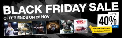 black friday sale official playstation store hong kong