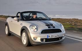 2012 mini cooper s roadster first drive motor trend