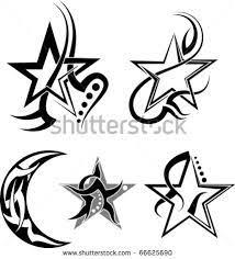 henna tattoo tribal designs star tribal star tattoo design