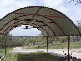custom arched carport with decals bulverde tx carport patio