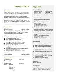 Retail Store Manager Job Description For Resume by Assistant Manager Resume Retail Jobs Cv Job Description