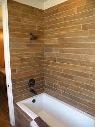 Bathroom Wood Tile Floor 72 Best Bathroom Remodel Images On Pinterest Bath Bathroom And