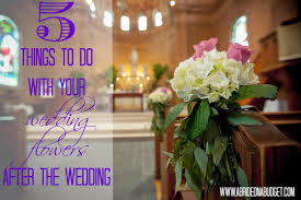 wedding flowers quotation five things to do with your wedding flowers after your wedding a