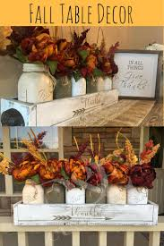 best 25 rustic fall centerpieces ideas on pinterest fall table