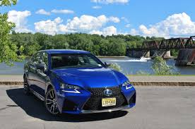 sporty lexus blue fast travel 2017 lexus gs f u2013 limited slip blog