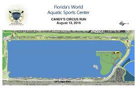 Sarasota Florida Map Candy U0027s Circus Run 2016 5k Event Information Page Candy U0027s Circus