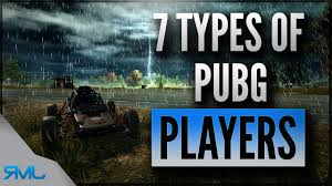 pubg quiz 7 types of pubg players playerunknown s battlegrounds youtube