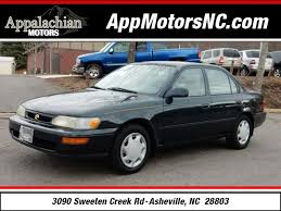 toyota corolla all 1997 1997 toyota corolla base for sale in asheville