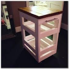 Diy Kitchen Island On Wheels by Diy Kitchen Cart Wheels Kitchen Set Home Decorating Ideas