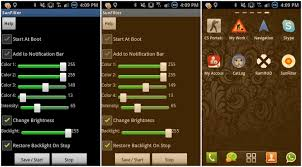 10 brightness and screen color temperature adjusting apps for