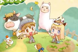 Harvest Moon by New Harvest Moon Game Coming To 3ds In February Polygon