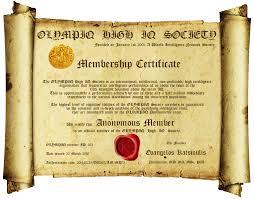 certificate free membership certificate membership profit and loss