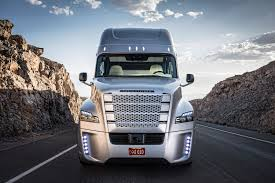 nevada officially sanctions freightliner autonomous class 8 truck