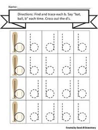 B And D Worksheets Dyslexia Worksheets Help With B D P And Q Reversals Dyslexia